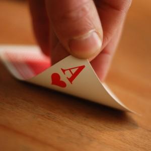 Das Kartenspiel Schnapsen
